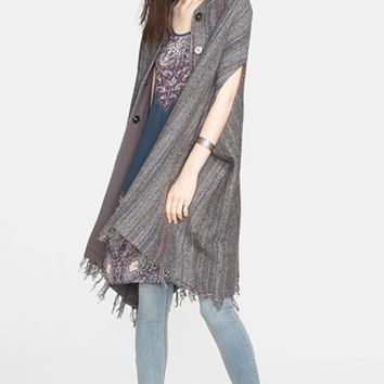 Women's Free People Blanket Sweater Coat,