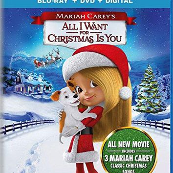 Breanna Yde & Henry Winkler & Guy Vasilovich-Mariah Carey's All I Want for Christmas Is You [Blu-ray] (Sous-titres français)