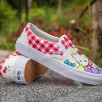 PEAPU3S Vans Hellokitty FS061 Women Sneaker Casual Shoes