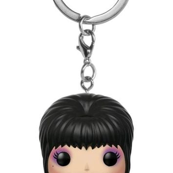 Copy of +Elvira | Elvira POP! KEYCHAIN