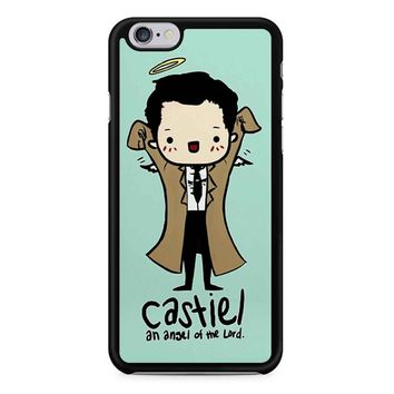 Castiel - Angel Of The Lord iPhone 6/6s Case