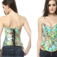 Sexy On Sale Cute Hot Deal Palace Corset Exotic Lingerie [6595907395]
