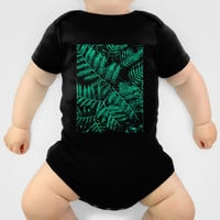Mint Bracken Baby Clothes by Moonshine Paradise