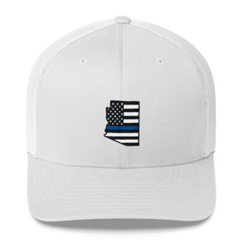 Arizona -  Thin Blue Line Hat