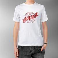 T shirt Saying When Nothing Goes Right just go Left T-shirt Quote Short Sleeve Tee 100% Cotton