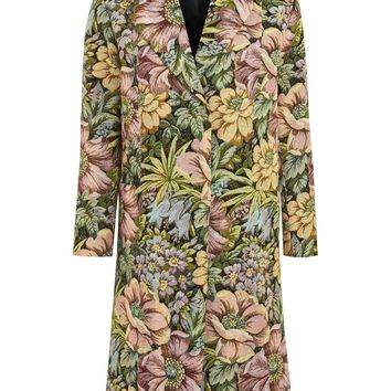 Floral Tapestry Coat - Saturday Girl - We Love