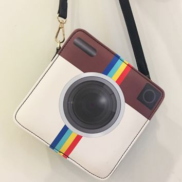 Instagram purse handbag clutch