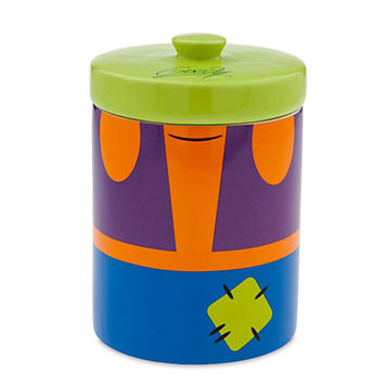 Goofy Ceramic Kitchen Cannister