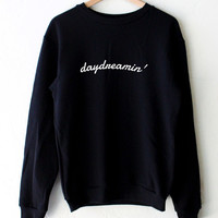 Daydreamin' Sweater - Black