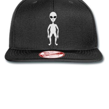 alien Bucket Hat - New Era Flat Bill Snapback Cap