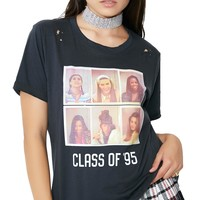 Class Of Sass Graphic Tee
