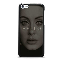Hello Adele Potrait Face Actress Iphone 5c Cases