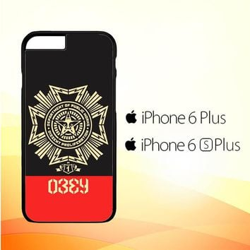 Obey Clothing O0726 iPhone 6 Plus|6S Plus Case