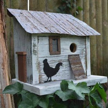 Chicken Coop Bird House