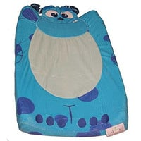 Kids Line Monsters INC. Velour Infant Boys Changing Pad Cover