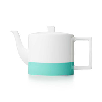 Tiffany & Co. - Color Block:Teapot