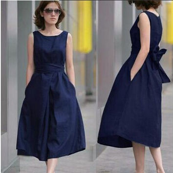 New Fashion Summer Sexy Women Dress Casual Dress for Party and Date = 4725318852