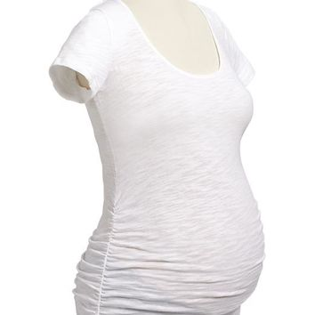 Old Navy Maternity Slub Knit Tees