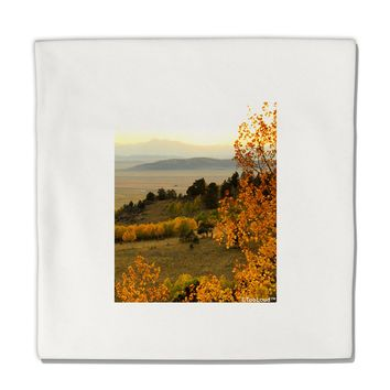 "Nature Photography - Gentle Sunrise Micro Fleece 14""x14"" Pillow Sham by TooLoud"