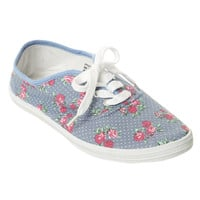 Ditsy Dot Tennis Shoe | Shop Shoes at Wet Seal