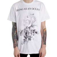Roses White : BAAO : MerchNOW - Your Favorite Band Merch, Music and More