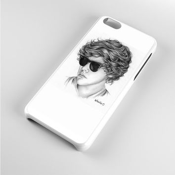 One Direction Harry Styles Art Pencil iPhone 5c Case