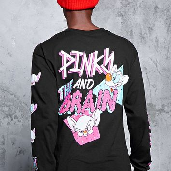 Pinky and The Brain Graphic Tee