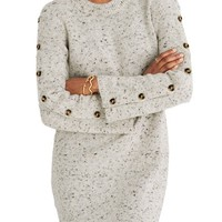 Madewell Donegal Sweater Dress   Nordstrom