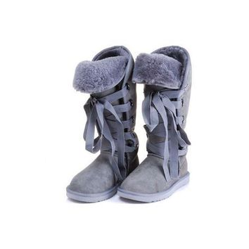 Ugg Boots Black Friday Sale Roxy Tall 5818 Light Grey For Women 111 67