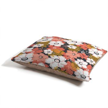 Heather Dutton Petals And Pods Lava Pet Bed