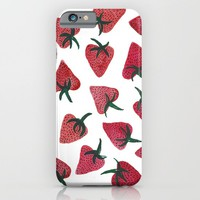 Berry Good iPhone & iPod Case by Work Play