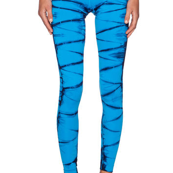 NUX V Ankle Pant in Wave