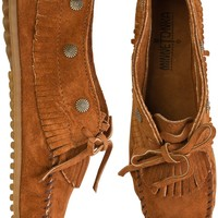 MINNETONKA FRINGED MOCCASIN