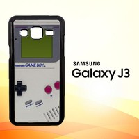 Game Boy E0273 Samsung Galaxy J3 Edition 2015 SM-J300 Case
