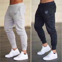 Autumn Men Joggers Sweatpants