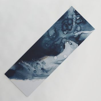 Don't Drown Yoga Mat by duckyb