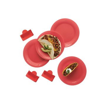 Taco Fiesta Serving Set