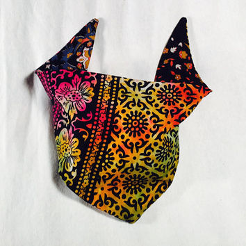 Festival Bandana Dust Mask with Hidden Pocket #19