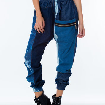 Mix 'N Match Denim Pants