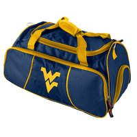 West Virginia Mountaineers Duffel Bag - Athletic