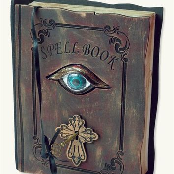 Trembling Spellbook
