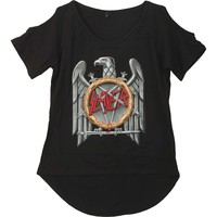 Slayer  Eagle Junior Top Black