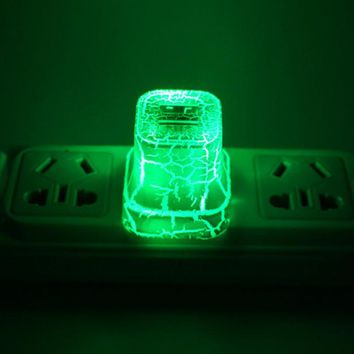 LED Lighting Phone Charger For Iphone And Samsung