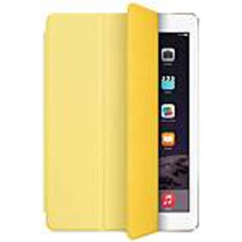 Apple Smart Cover Cover Case (Cover) for iPad Air - Yellow - Polyurethane
