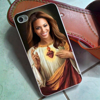 Beyonce Catholic Saint  iPhone Case for Selront , iPad Case, iPod Case, Samsung Note 3 case, samsung s5 case