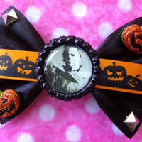 Michael Myers Halloween Horror Hair Bow