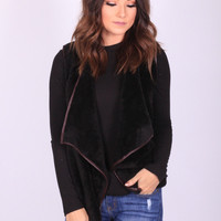 The Best Of Vest (Black)