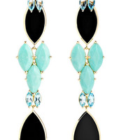 Ippolita - Polished Rock Candy 18-karat gold multi-stone earrings