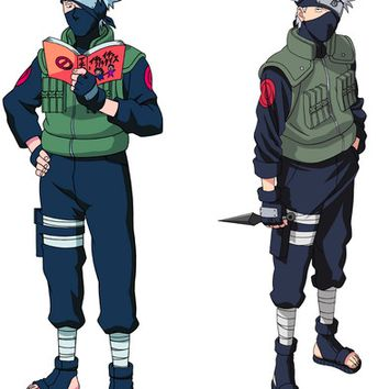 New Naruto Anime Dakimakura Japanese Pillow Cover Kakashi Hatake Male