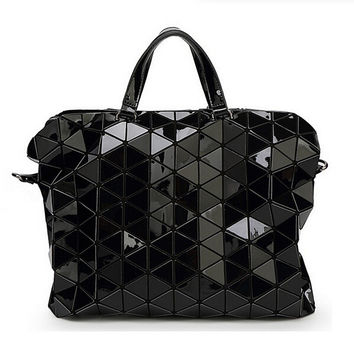 Fashion Women Diamond Lattice Briefcase Bag  Lady Casual Geometry Plaid Bag Shoulder Handbags Straps Totes Shopper Bag Bao Bao
